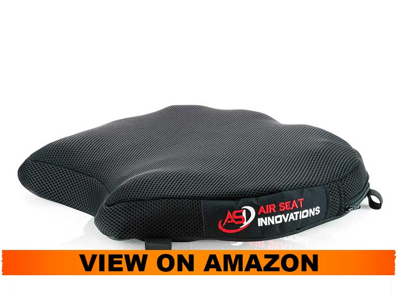 Air Seat Innovations Air Motorcycle Seat Cushion