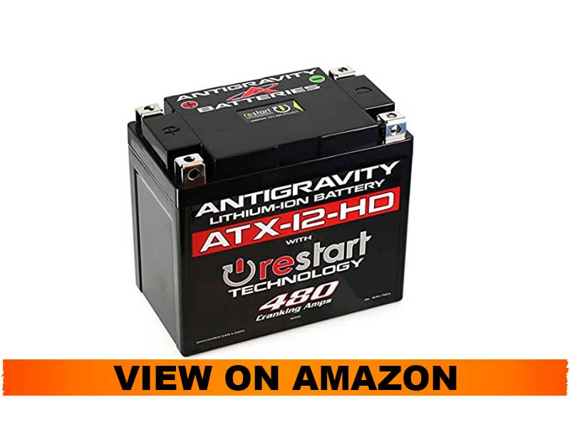 Anti Gravity AG-ATX-12-HD-RS Battery