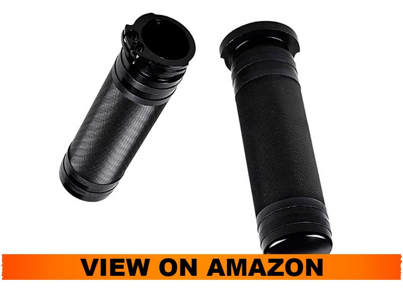 Astra Depot Motorcycle 1 inch Hand Grips for Harley Touring