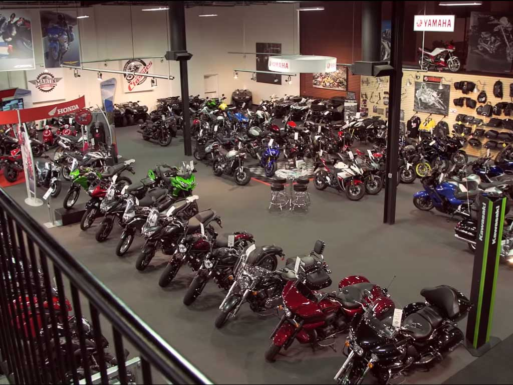 Buying a used motorcycle