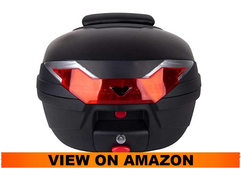 Comie Motorcycle Tour Tail Box