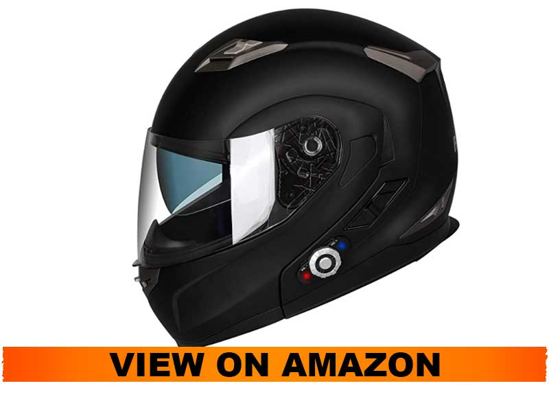 FreedConn BM2-S Modular Bluetooth Motorcycle Helmet