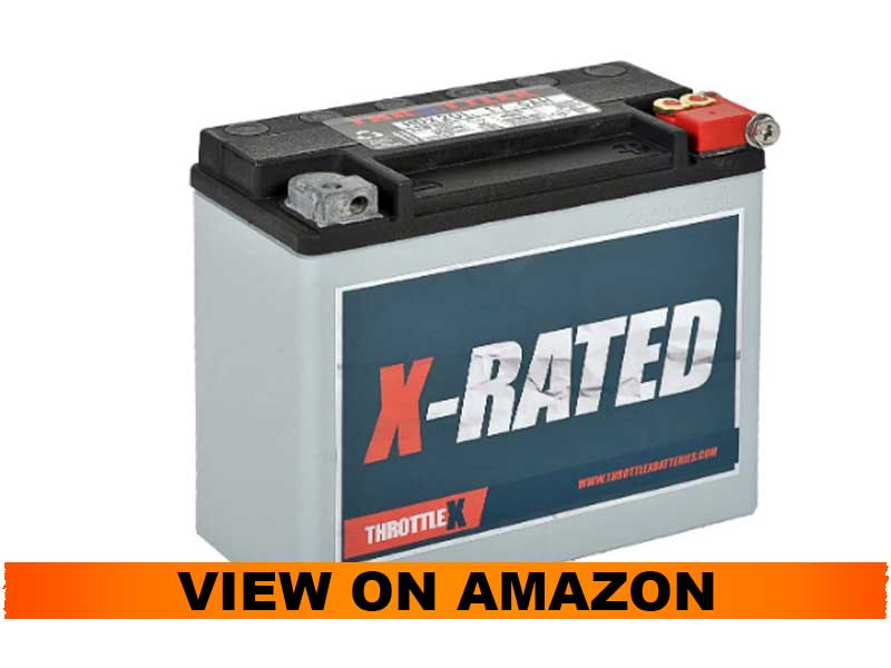 HDX20L Harley Davidson Replacement Battery