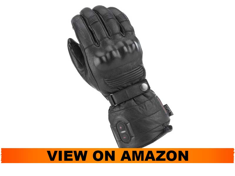 Highway 21 Radiant Heated Motorcycle Leather Gloves