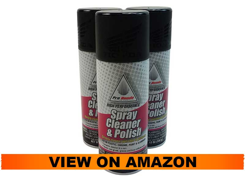Honda Spray Cleaner and Polish