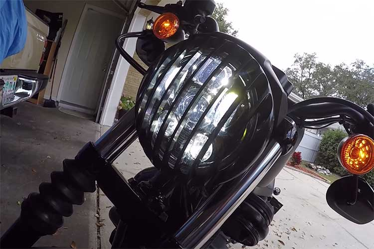 How to choose the best LED Headlight for Harley