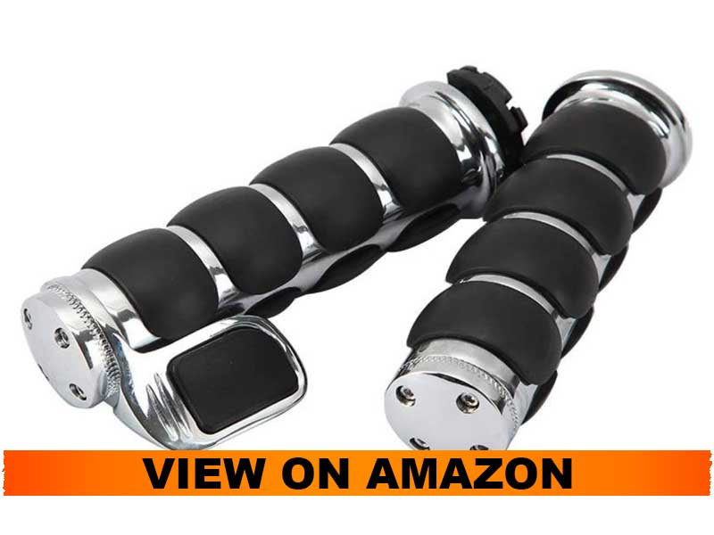 INNOGLOW Motorcycle Handlebar Grips 7/8 inches