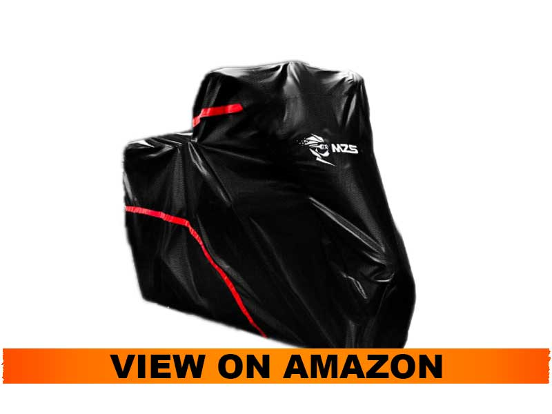 MZS All Season Outdoor Motorcycle Cover
