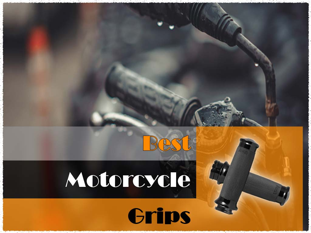 Motorcycle Grips Reviews