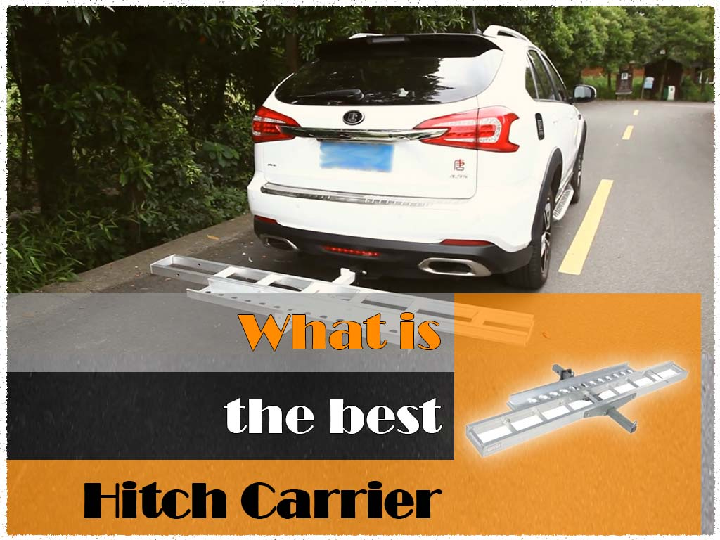 Motorcycle Hitch Carriers Reviews