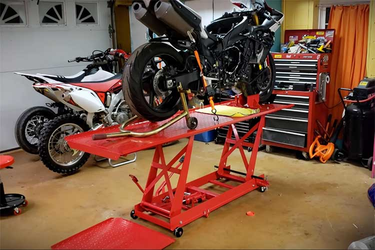 Motorcycle Lift Table Review