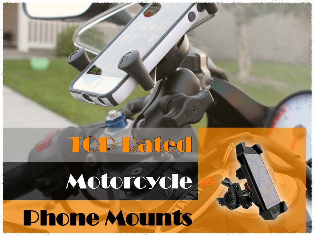 Motorcycle Phone Mount Reviews