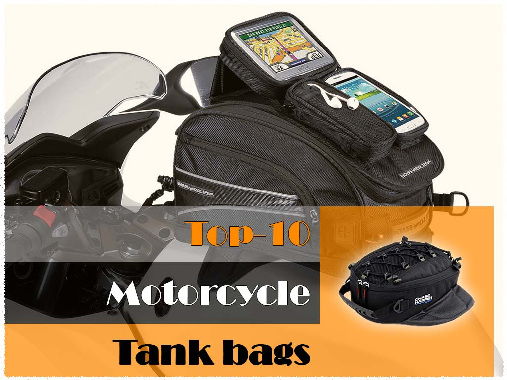 Motorcycle Tank Bags compared