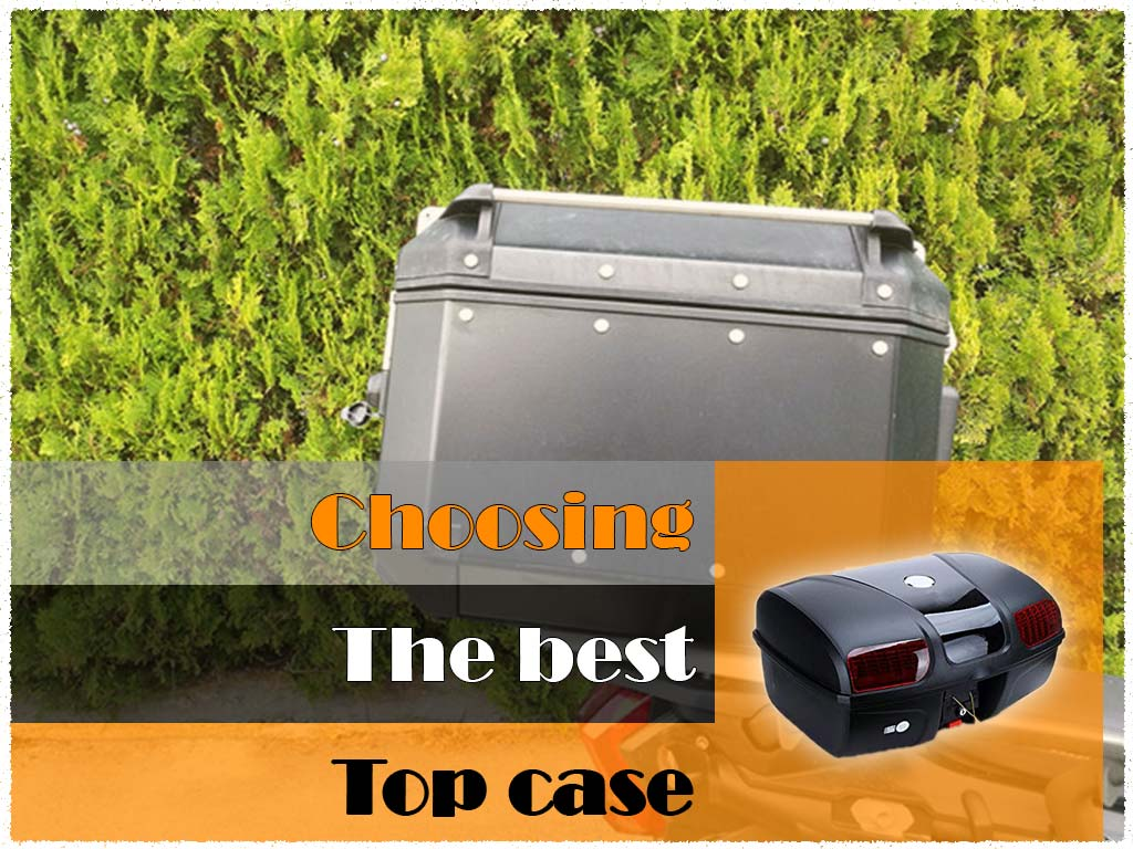 Motorcycle Top Cases Reviews