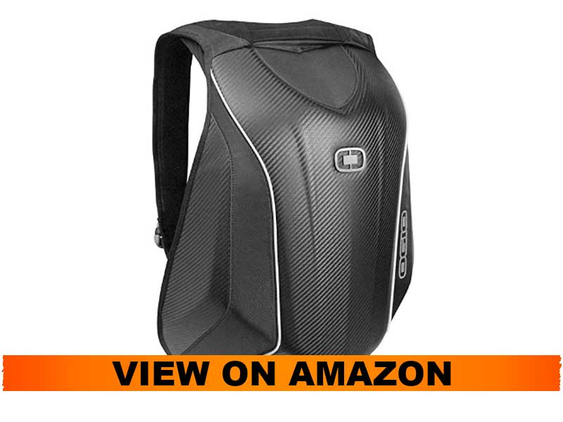 OGIO Drag Mach-5 top rated motorcycle backpack