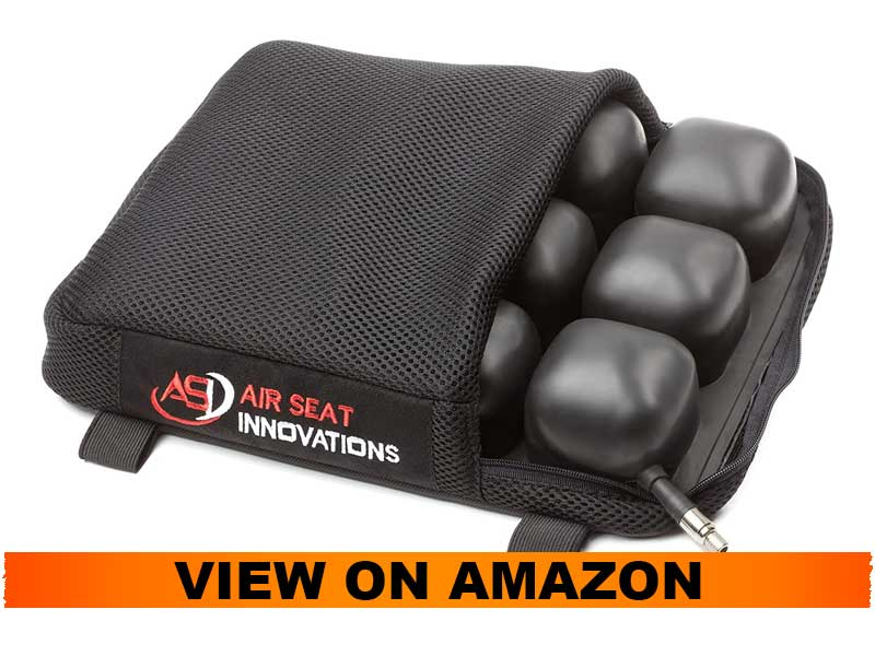 Rear Motorcycle Air Seat Cushion for passenger