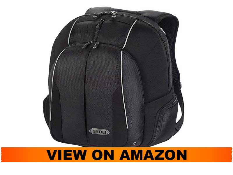 Shoei Backpack 2.0 for motorcycle riders