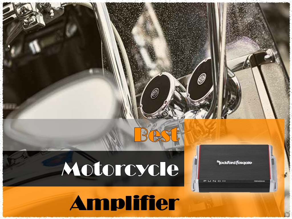 best motorcycle amp review
