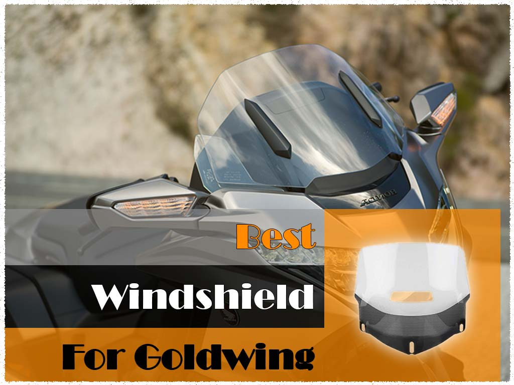 best windshield for goldwing 1800