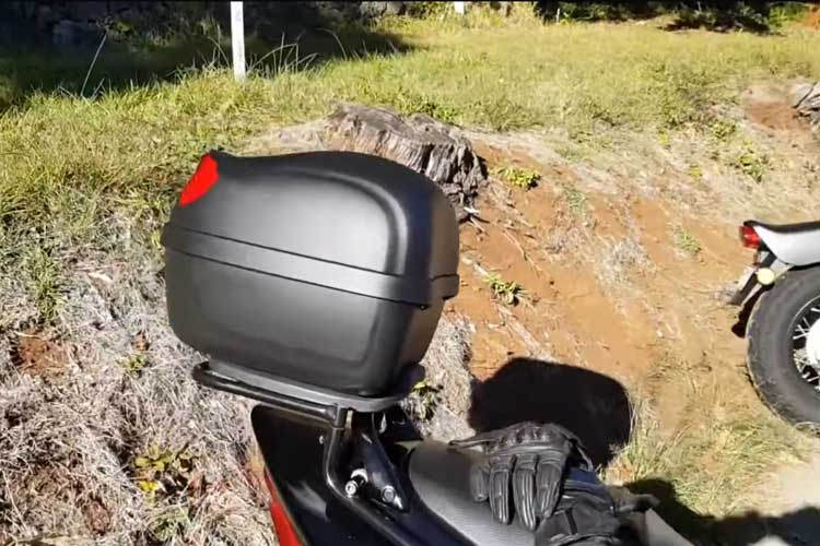 motorcycle top box review