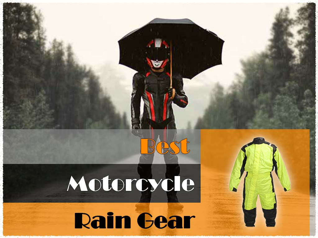rain gear for motorcycle riders reviews