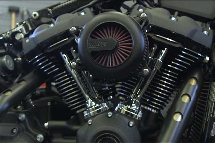 what is the best air intake for Harley Davidson Motorcycles