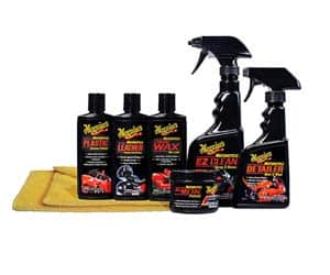 Meguiar's Motorcycle Care Kit