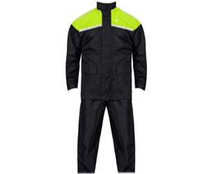 Viking Cycle Two piece motorcycle rain gear